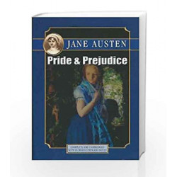 Pride and Prejudice (UBSPD\'s World Classics) by SANTOSH NAIR Book-9788185944838