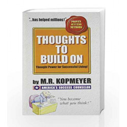 Thoughts to Build On by SONIA RICOTTI Book-9788185944876