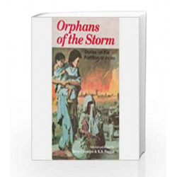 Orphans of the Storm: Stories on the Partition of India by Saros Cowasjee Book-9788185944920