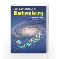 Fundamentals of Bio Chemistry by Dr. U. Satyanarayana Book-9788187134459