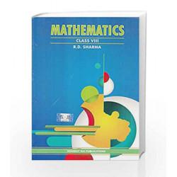 Mathematics for Class 8  (Based on the NCERT syllabus): Mathematics Class 8 by GANESAN Book-9788189928049