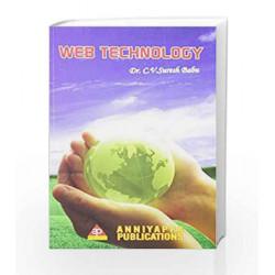 Web Technology PB by Babu S Book-9788190905794