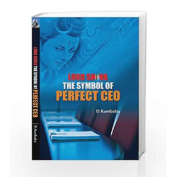 Lord Shiva The Symbol of Perfect CEO by D. Rambabu Book-9788192072616