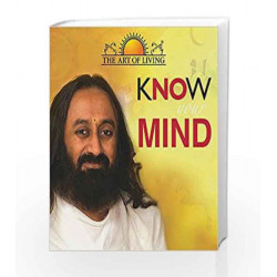Know Your Mind by Sri Sri Ravi Shankar Book-9788192179810