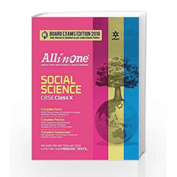 All In One SOCIAL SCIENCE Class 10th by Madhumita Patra Book-9789311122656