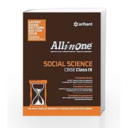 All in One Social Science Class 9th by Madhumita Patra Book-9789311122663