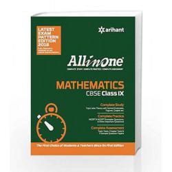 All in One MATHEMATICS Class 9th by Amit Rastogi/Nitika Book-9789311124346