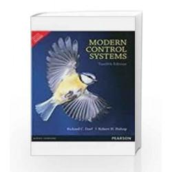 Modern Control Systems: PNIE, 12e by Dorf Book-9789332518629