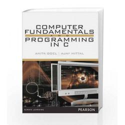 Computer Fundamentals and Programming in C by Anita Goel Book-9789332519343