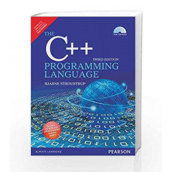 The C++ Programming Language - Anna University by DANIEL DEFOE Book-9789332535824