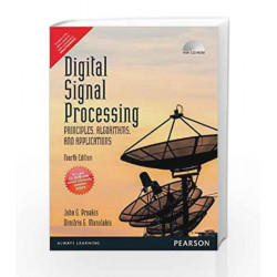 Digital Signal Processing: Principles, Algorithms and Applications by CHAO-HSIU CHEN Book-9789332535893