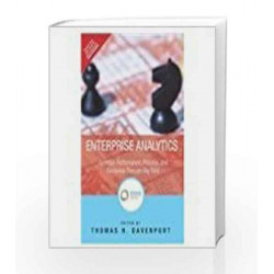 Enterprise Analytics: Optimize Performance, Process, and Decisions Through Big Data, 1e by Davenport Book-9789332540347