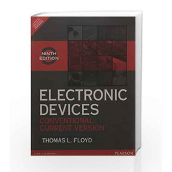 Electronic Devices 9e: Conventional Current Version by Floyd Book-9789332545496