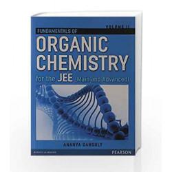 Fundamentals of Organic Chemistry Vol. 2 by Ganguly Book-9789332546967