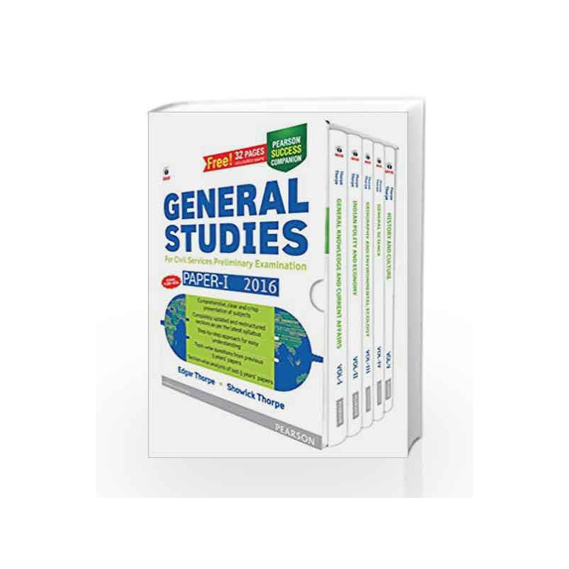 General Studies - Paper I by -Buy Online General Studies - Paper I Book at  Best Price in India:Madrasshoppe com