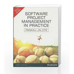 Software Project management In Practices by Jalote Book-9789332547940