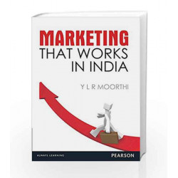 Marketing That works in India by Moorthi Book-9789332551527