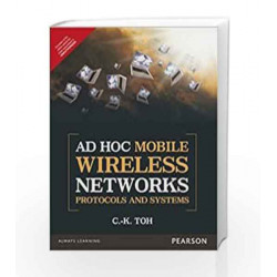 Adhoc Mobile Wireless Protocol: Protocols and Systems by Toh Book-9789332555440