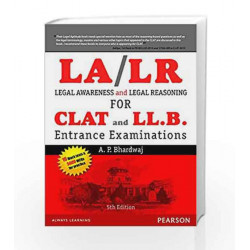 Legal Awareness Legal Reasoning 5/e by Bhardwaj Book-9789332560178
