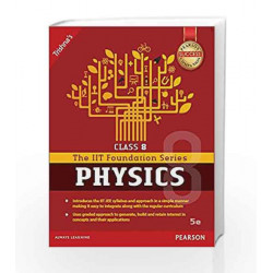 IIT Foundation Physics Class 8 by Trishna\'s Book-9789332568648