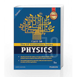 IIT Foundation Physics Class 10 by Trishna\'s Book-9789332568662