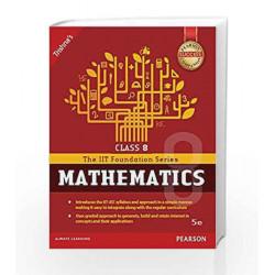 IIT Foundation Maths Class 8 by Trishna\'s Book-9789332568686