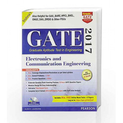 GATE Electronics & Comm Engg 2017 by Trishna\'s Book-9789332571839