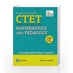 A Complete Resource for CTET: Mathematics and Pedagogy by Haneet Gandhi Book-9789332575158