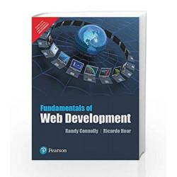 Fundamentals of Web Development 1/e by - Book-9789332575271