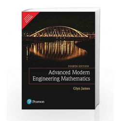 Advanced Modern Engineering Mathematics by James Book-9789332575288