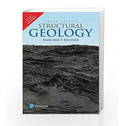 Structural Geology by Marland P. Billings Book-9789332577565