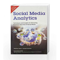 Social Media Analytics 1/e by Ganis/Kohirkar Book-9789332578463