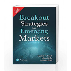 Breakout Strategies for Emerging Markets by Jagdish Sheth Book-9789332579415