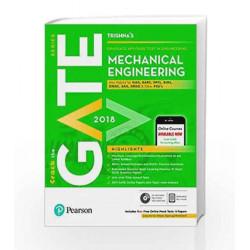 GATE Mechanical Engineering 2018 by YAHYA Book-9789332582798
