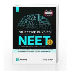 Objective Physics for NEET by Abhay Kumar Book-9789332586192