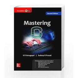 Mastering C by K R Venugopal