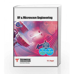 RF & Microwave Engineering for AU (SEM-VII ECE Course-2013) by Vilas S. Bagad Book-9789333211482