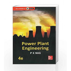 Power Plant Engineering by Nag Book-9789339204044