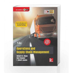 Operations and Supply Chain Management by F. Robert Jacobs Book-9789339204105