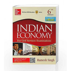Indian Economy by WELLER Book-9789339205119