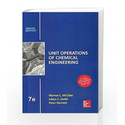 Unit Operations of Chemical Engineering by Warren McCabe Book-9789339213237