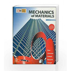 Mechanics of Materials (SI Units) by Beer Book-9789339217624