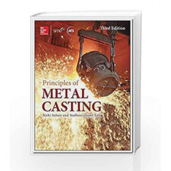 Principles of Metal Casting by Mahi Sahoo Book-9789339218164