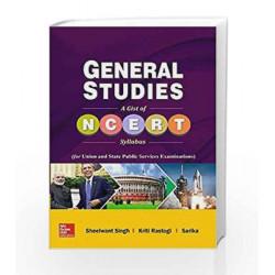 General Studies Based on NCERT Syllabus by Sheelwant Singh Book-9789339219444