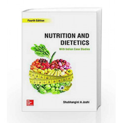 Nutrition and Dietetics by Shubhangini A. Joshi Book-9789339220150