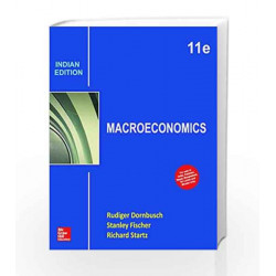 Macroeconomics by Dornbusch Rudiger Book-9789339221188
