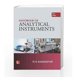Handbook of Analytical Instruments by R S Khandpur Book-9789339221355