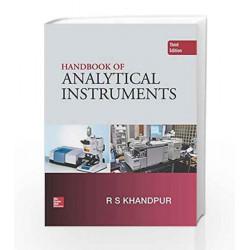 Handbook of Analytical Instruments by R S Khandpur Book-9789339221355
