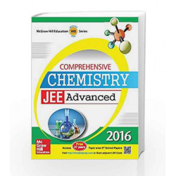 Comprehensive Chemistry: JEE Advanced 2016 by McGraw Hill Education Book-9789339221430