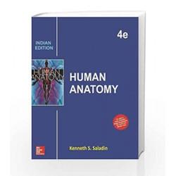 Human Anatomy by Kenneth S. Saladin Book-9789339221744